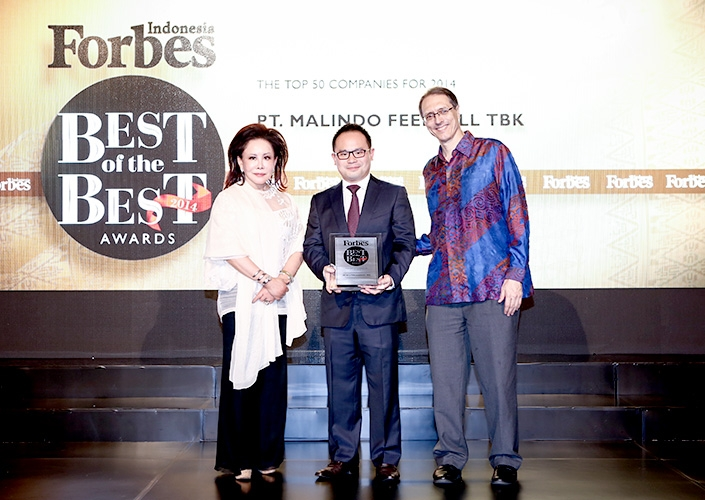 Malindo Ranked No. 1<sup>st</sup> Best Public Company