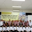 Malindo Sharing Knowledge at FKH IPB