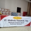 Malindo Distributed CSR Assisstance to Flood Victims at Southeast Sulawesi and South Sulawesi