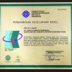PT Leong Ayamsatu Primadona Awarded Zero Accident Award 2015